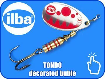 TONDO decorated buble p