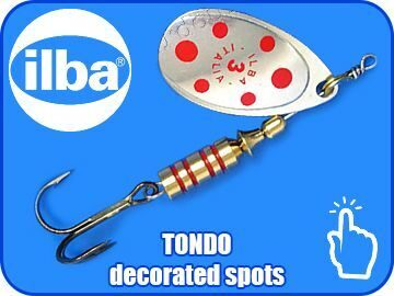 TONDO decorated spots p2