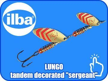 LUNGO tandem decorated sergeant p